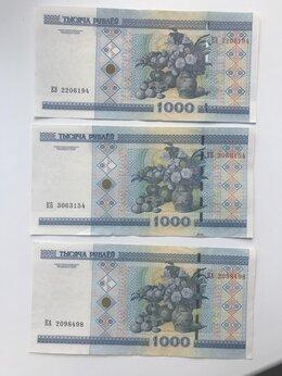 Банкноты - Банкноты белорусские рубли, 0