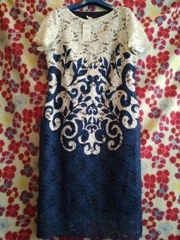 Платья - Красивое женское платье новое 54-56р, 0