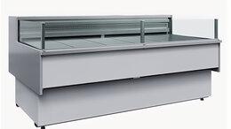 """Холодильные витрины - Холодильная витрина """"рыба на льду"""" Полюс Carboma…, 0"""