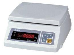 Весы - Весы порционные CAS SWII-10 (DD), 0