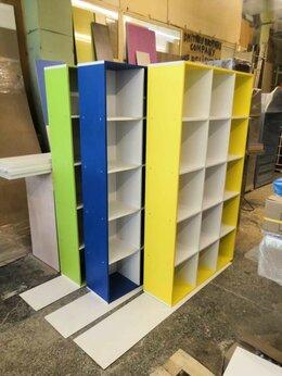 Стеллажи и этажерки - Стеллажи детские разные цвета, размер ячеек…, 0