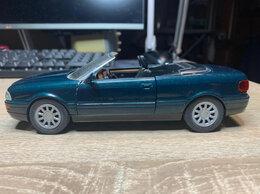 Модели - Audi Cabriolet (1:24), 0