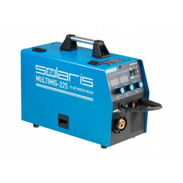 Сварочные аппараты - Полуавтомат сварочный Solaris MULTIMIG-225, 0