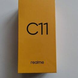 Мобильные телефоны - Realme c11 новый 3/32, 0