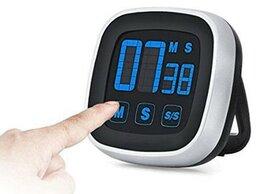 Термометры и таймеры - Кухонный электронный таймер (99 минут) с…, 0