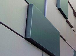 Фасадные панели - Производство фасадных кассет, 0