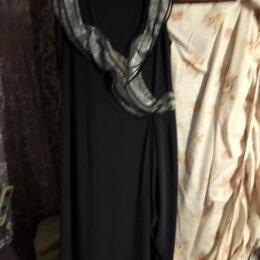 Платья - платье нарядное серого цвета, 0