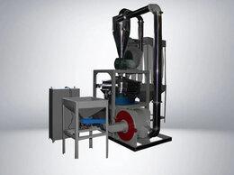 Производственно-техническое оборудование - Мельница роторная (ножевая) WH-600 для пвх и…, 0