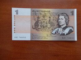 Банкноты - АВСТРАЛИЯ 1 доллар 1983 г., 0