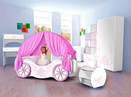 Кроватки - Комплект детской мебели для девочки карета…, 0