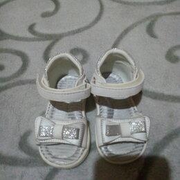 Босоножки, сандалии - Продаю обувь на девочку б/у, 0