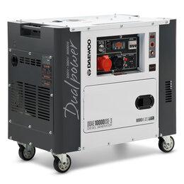 Электрогенераторы - Дизельный генератор DAEWOO DDAE 10000DSE-3…, 0