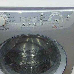 Стиральные машины - Итальянская стиральная машина Hotpoint-Ariston (6кг), 0