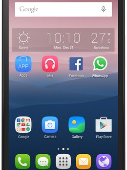 Мобильные телефоны - смартфон Alcatel OT5054D 4G (новый), 0
