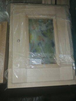 Окна - Окно деревянное для бани и сауны, 0