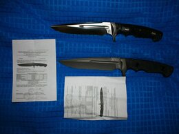 Ножи и мультитулы - продам нож Ягуар от компании НОКС, 0