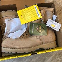 Ботинки - Ботинки берцы армии США Belleville  13XW размер 46 широкие Goretex, 0