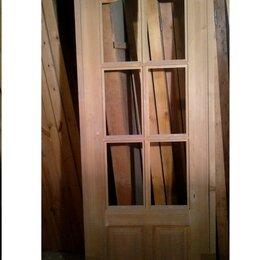 Межкомнатные двери - Дверь филенчатая до21-7 неокрашенная, 0