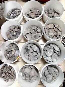 Камни для печей - Камни для бани и сауны Хромит, 0