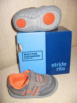 Обувь для малышей - Кроссовки Stride rite,18 размер новые, 0