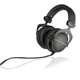 Наушники и Bluetooth-гарнитуры - Наушники Beyerdynamic DT 770 Pro 32 Ohm, 0