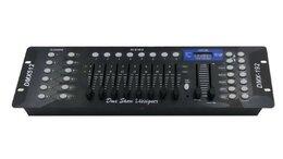 Световое и сценическое оборудование - Контроллер сценического освещения 192 DMX, 0