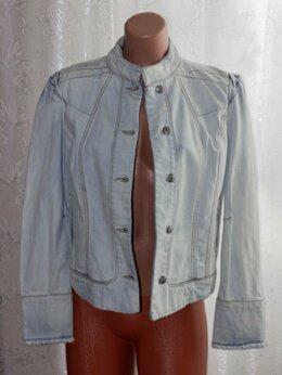 Куртки -     Стильная джинсовая курточка за символическую…, 0