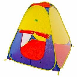 Игровые домики и палатки - Палатка игровая конус, полиэстер, 102х102х112см,…, 0