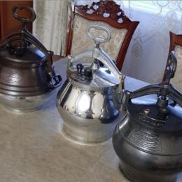 Казаны, тажины - Афганский казан -Скороварка. 50 литров, 0