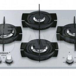 Плиты и варочные панели - Варочная поверхность hotpoint-aristo DD 642/HA(SL), 0