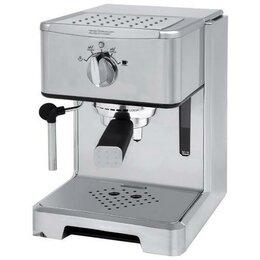 Кофеварки и кофемашины - Кофеварка - кофемашина, эспрессо ZELMER CM2005M Subito, новая, 1500Вт, 0