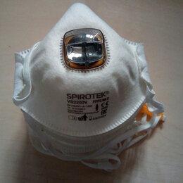 Средства индивидуальной защиты - респираторы Spirotek, 0