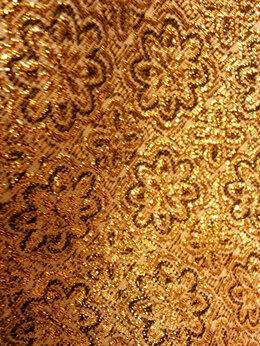 Ткани - Отрез ткани парча 290×90, 0