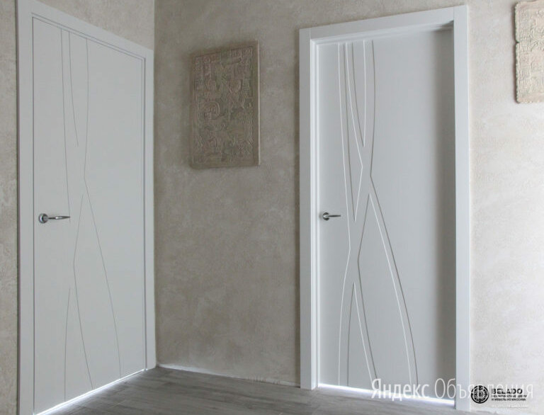 Двери ЭМАЛИТ СЕВИЛЬЯ по цене 9500₽ - Межкомнатные двери, фото 0