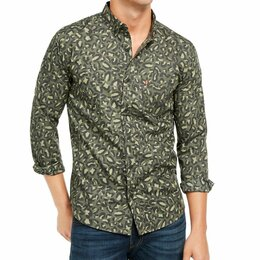Рубашки - Рубашка Levis камуфляж L, 0