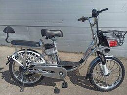 Мототехника и электровелосипеды - Электровелосипед (новый) , 0