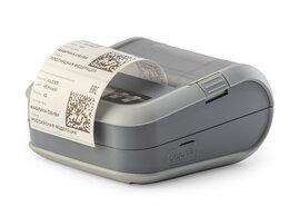 Принтеры чеков, этикеток, штрих-кодов - Принтер этикеток мобильный атол XP-323 (WiFi), 0
