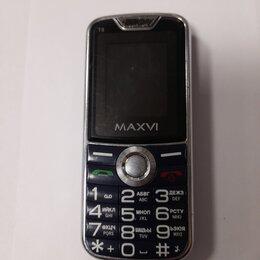 Мобильные телефоны - Телефон Maxvi c8, 0