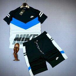Спортивные костюмы - комплект футболка + шорты : nike;lacoste, 0