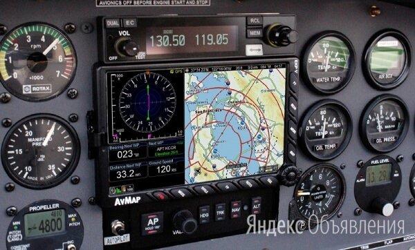 AvMap EKP V по цене 99990₽ - Для воздушного транспорта, фото 0