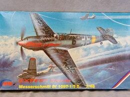 Сборные модели - 1/48 сборная модель самолета Мессершмитт…, 0