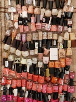 Лак для ногтей - Лаки из личной коллекции (розовые/нюд), 0