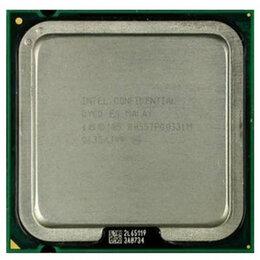 Процессоры (CPU) - Процессор Pentium Dual-Core E2160 1800MHz, LGA775, 0