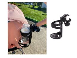 Аксессуары для колясок и автокресел - Новый подстаканник #3 для коляски (поворотный), 0