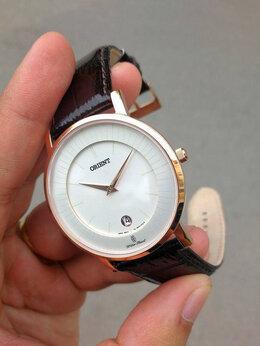 Наручные часы - ORIENT японские мужские костюмные часы оригинал, 0