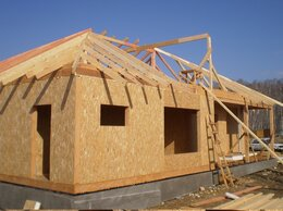 Архитектура, строительство и ремонт - Строительство дачного садового домика домов…, 0