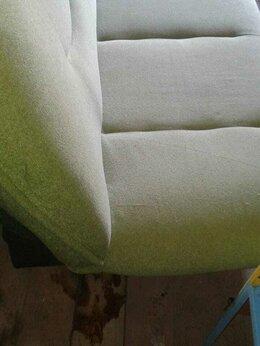 Диваны и кушетки - Диван с креслом, 0
