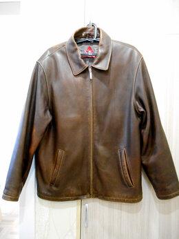Куртки - Куртка из натуральной кожи 48-50р., 0