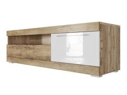 Тумбы - Тумба для ТВ с ящиками и нишей Ницца, 0