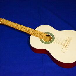 Акустические и классические гитары - Гитара шестиструнная, 0